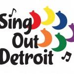 Sing Out Detroit logo