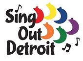 Sing Out Detroit logo